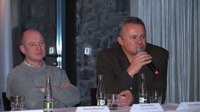 Gustav Skála, Egon Kulhánek