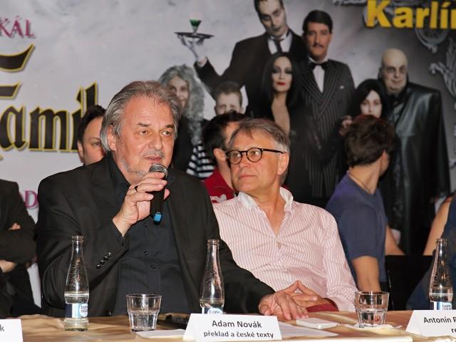 Adam Novák, Antonín Procházka (foto: Michal Novák)