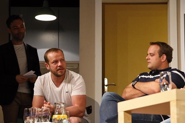 Filip Blažek, Roman Štabrňák (foto: Michal Novák)