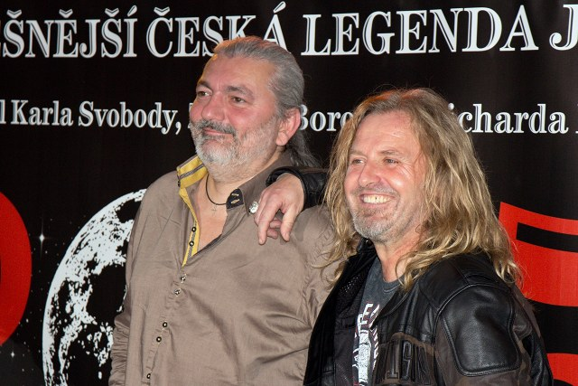 Daniel Hůlka, Josef Vojtek (foto: Michal Novák)
