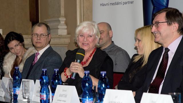 Zdena Herfortová (foto: Michal Novák)
