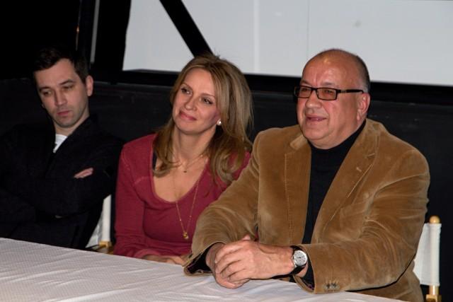 Ondřej Sokol, Ivana Chýlková, Vladimír Procházka (foto: Michal Novák)