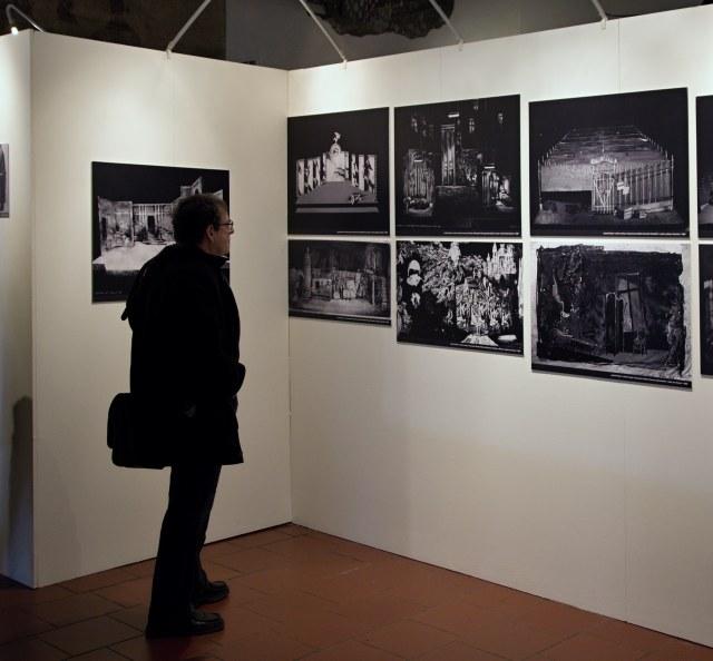 výstava 50 let Činoherního klubu (foto: Michal Novák)