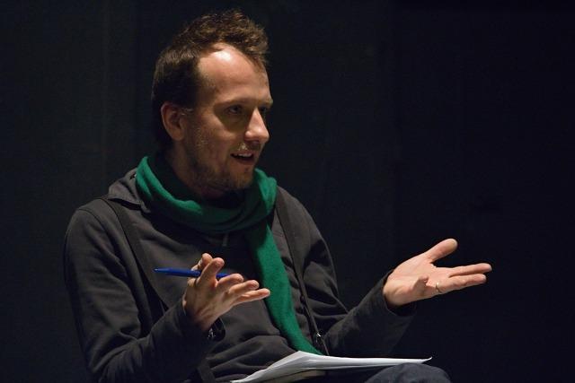 režisér Martin Čičvák (foto: Michal Novák)