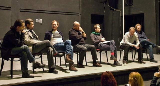 na tiskovém setkání (foto: Michal Novák)