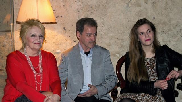 Regina Rázlová, Milan Hein, Petra Nesvačilová (foto: Michal Novák)