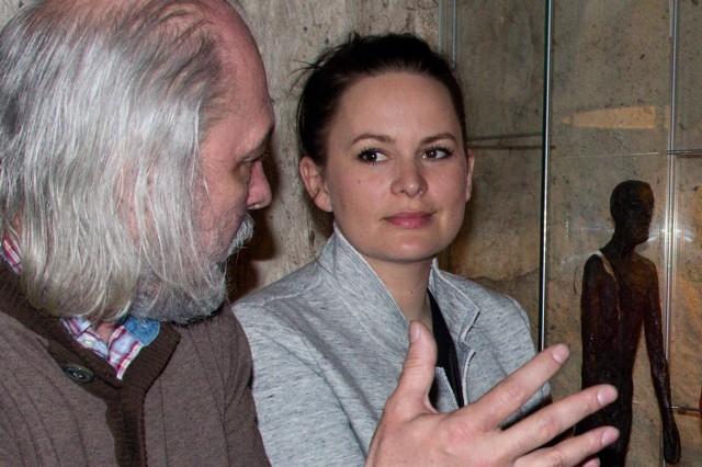 Janusz Klimsza, Jitka Čvančarová (foto: Michal Novák)