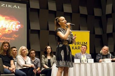 Česká premiéra muzikálu Romeo a Julie