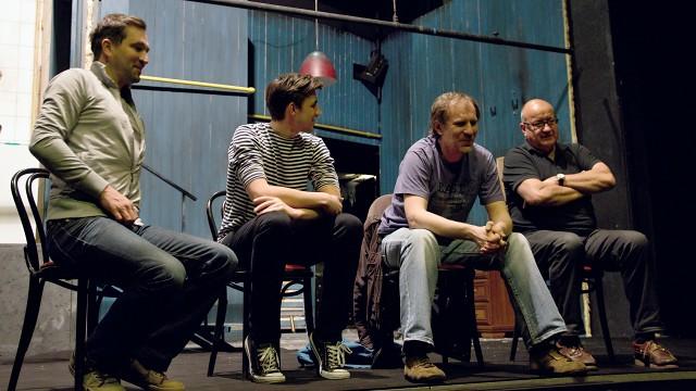 na tiskovém setkání v Činoherním klubu (foto: Michal Novák)