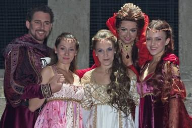 Světový muzikál Romeo a Julie poprvé v ČR