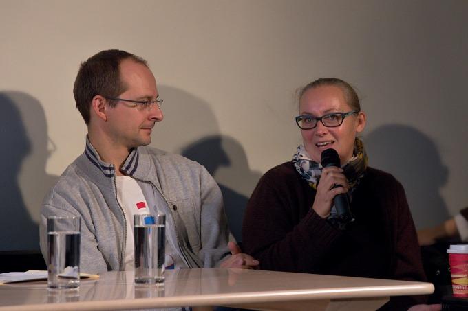 Radek Valenta, Zuzana Slavíková (foto: Michal Novák)