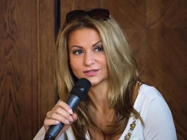 Yvetta Blanarovičová si zahraje roli Contoire (foto: Michal Novák)