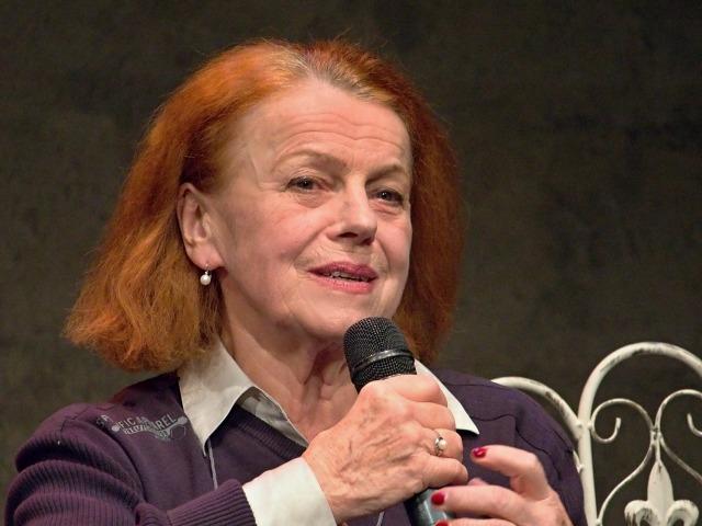 legenda českého divadla, paní Iva Janžurová (foto: Michal Novák)