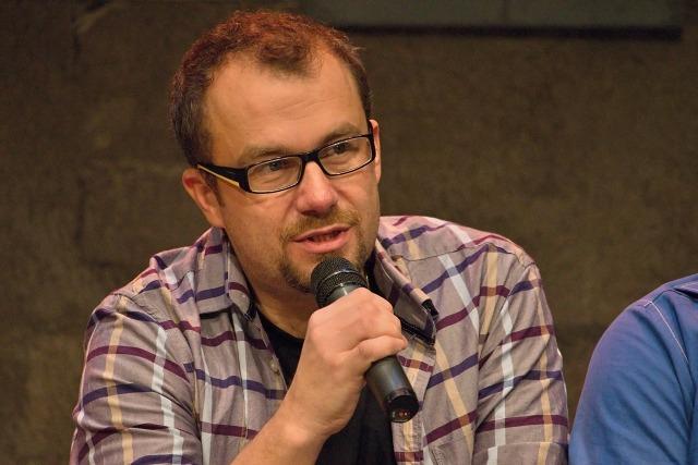 režisér Petr Svojtka (foto: Michal Novák)