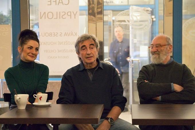 Paulína Labudová, Jiří Štědroň, Jaroslav Malina (foto: Michal Novák)