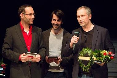 Ceny divadelní kritiky 2015