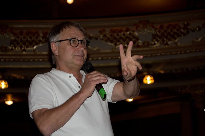 režisér Antonín Procházka (foto: Michal Novák)