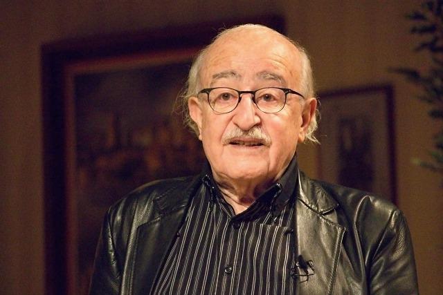 režisér Juraj Herz (foto: Michal Novák)