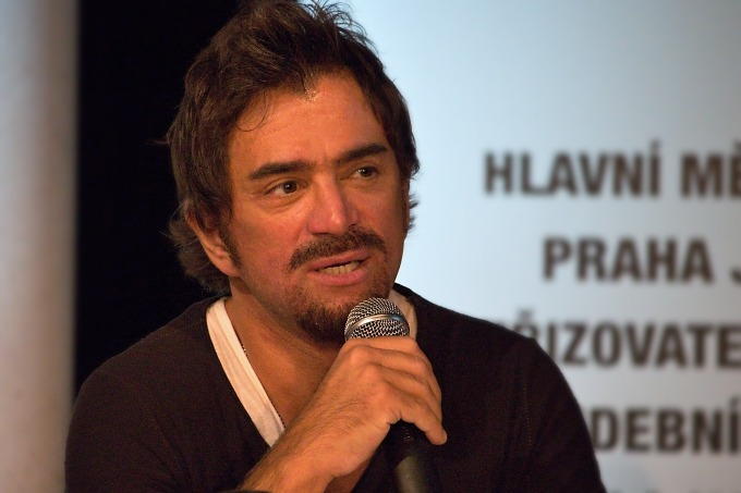 Sagvan Tofi (foto: Michal Novák)