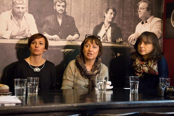 Jana Holcová, Eva Měřičková, Eva Suková (foto: Michal Novák)