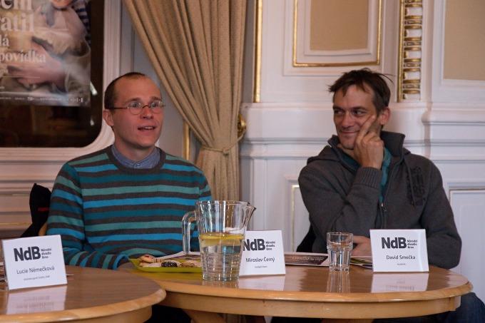 Miroslav Černý, David Smečka (foto: Michal Novák)