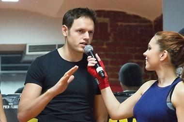 Muzikál Rocky se poprvé představil v ringu