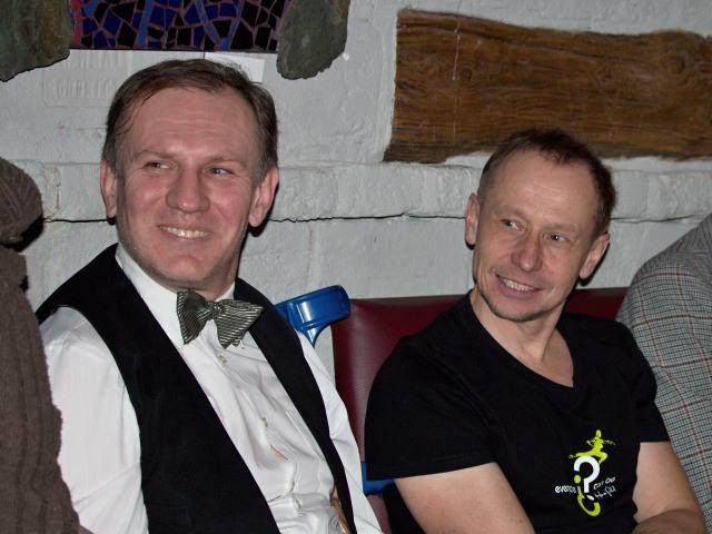 Martin Finger, Ondřej Malý (foto: Michal Novák)