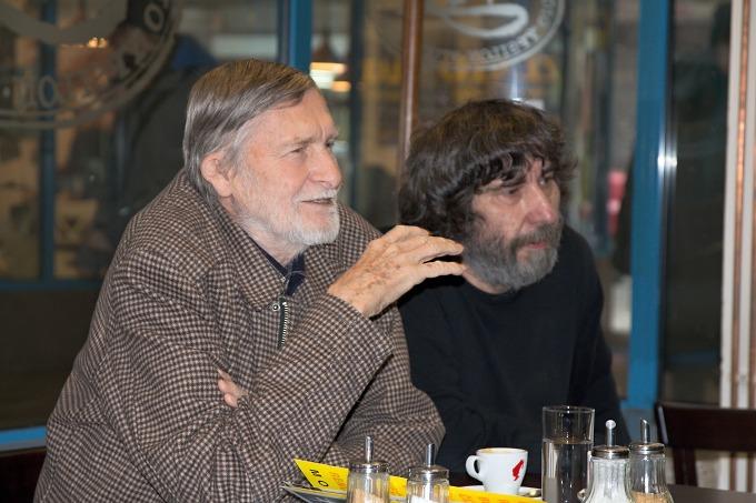 Jan Schmid, Jaroslav Etlík (foto: Michal Novák)