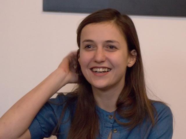 Tereza Dočkalová (foto: Michal Novák)