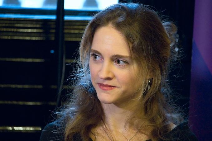Pavlína Štorková (foto: Michal Novák)