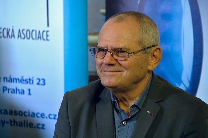 Milan Kňažko (foto: Michal Novák)