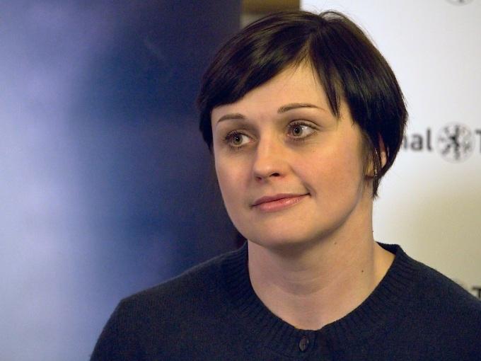 Hana Tomáš Briešťanská (foto: Michal Novák)
