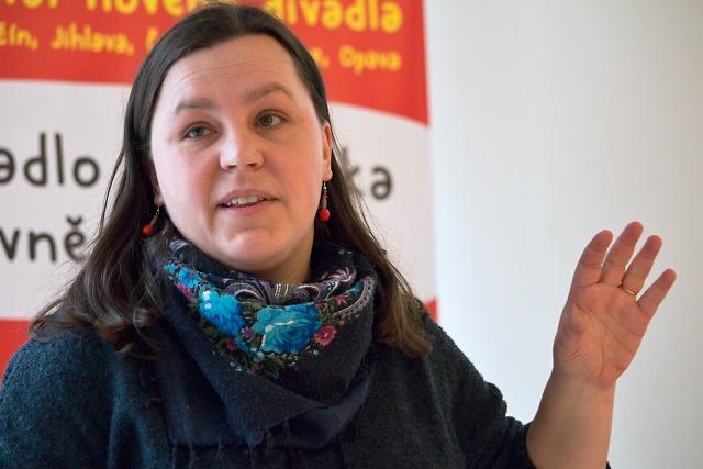 ředitelka festivalu Adriana Světlíková (foto: Michal Novák)