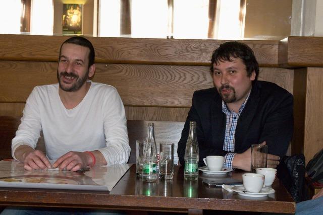 Stanislav Slovák, Jan Šotkovský (foto: Michal Novák)