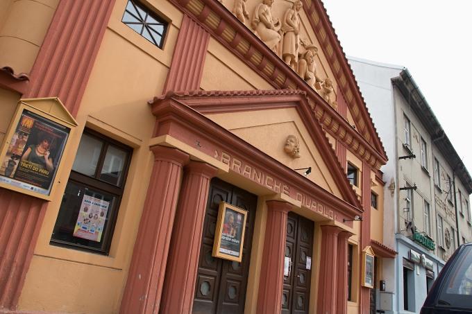 Branické divadlo opět otevřeno! (foto: Michal Novák)