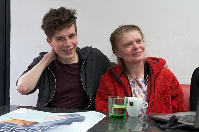 Daniel Krejčík, Zuzana Bydžovská (foto: Michal Novák)