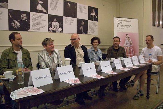 Jan Teplý, Iva Klestilová, Michal Lang, Lucie Štěpánková, Martin Hruška, Radek Valenta