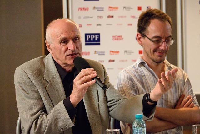 Martin Hilský, Michal Vajdička