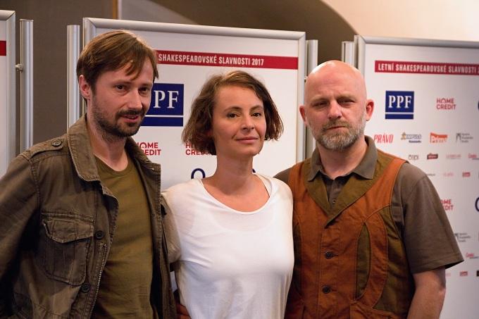 Jaroslav Plesl, Lenka Vlasáková, Hynek Čermák