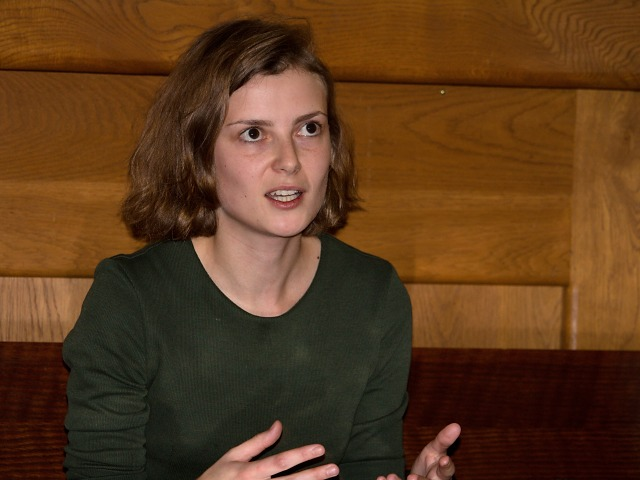 režisérka Alžběta Burianová