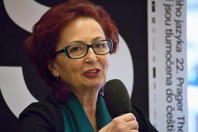 ředitelka festivalu Jitka Jílková