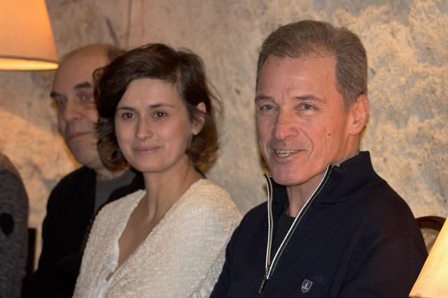 Lucie Štěpánková, Milan Hein
