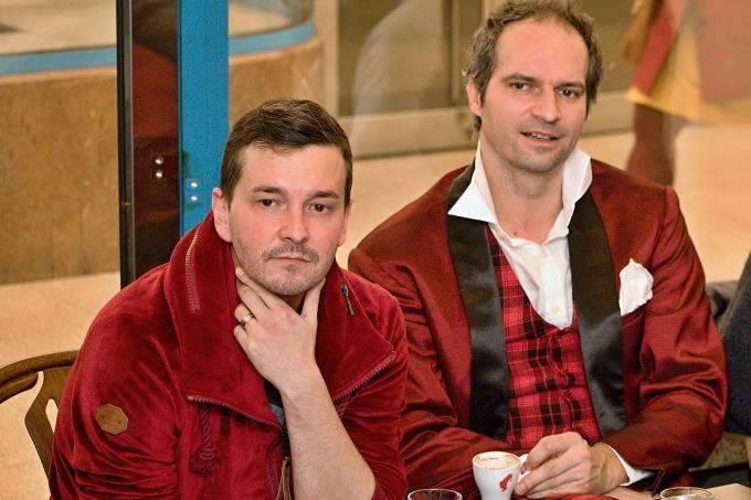 Peter Oravec, Petr Vršek