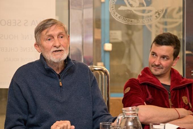 Jan Schmid, Peter Oravec