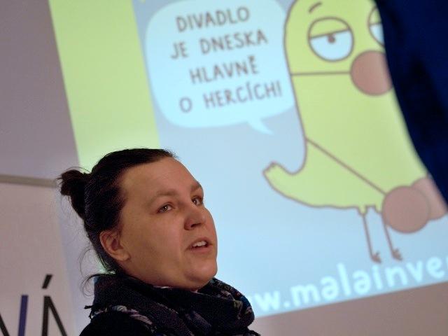 ředitelka festivalu Adriana Světlíková