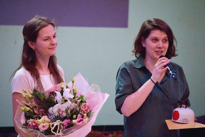 Cenu Česká divadelní DNA obdržely organizátorky festivalu Open Air Program