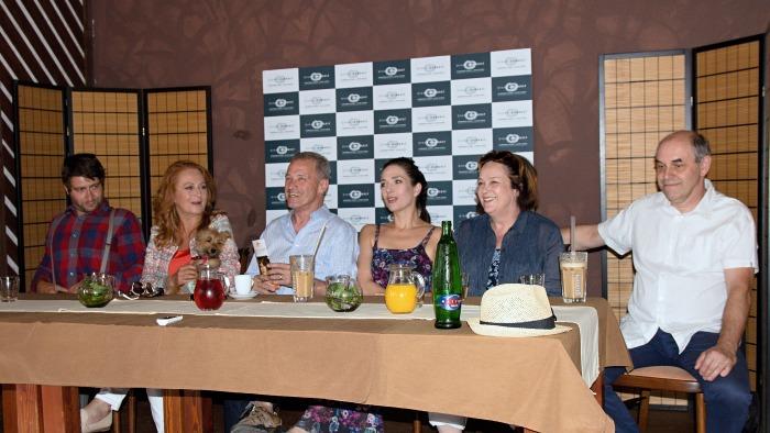 Marek Němec, Simona Stašová, Milan Hein, Tereza Kostková, Jitka Smutná, Miroslav Táborský