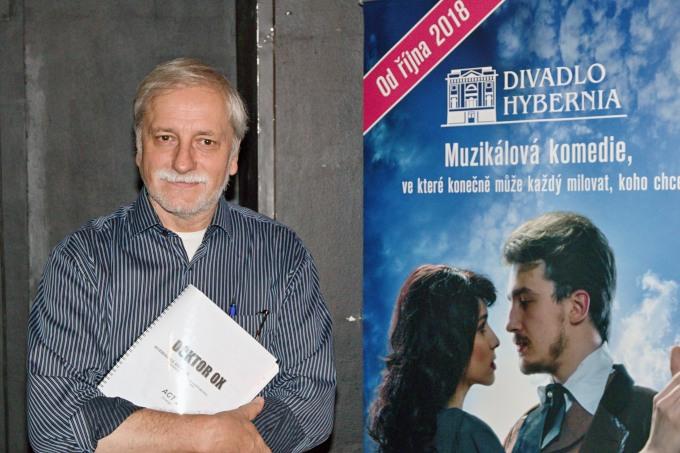 autor libreta a režisér Zdeněk Zelenka