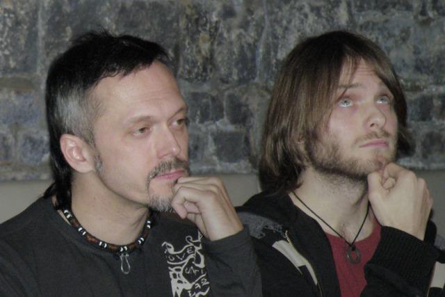 Viktor Dyk, Michal Skořepa