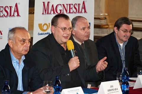 Peter Kovarčík, Jiří Hromada, Jiří Hlaváč, Zdeněk Barták